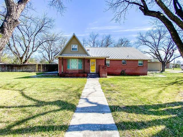 1007 N 8th Street, Haskell, TX 79521 (MLS #14543691) :: The Chad Smith Team