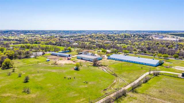 16155 Highway 377 S, Fort Worth, TX 76126 (MLS #14543710) :: Real Estate By Design
