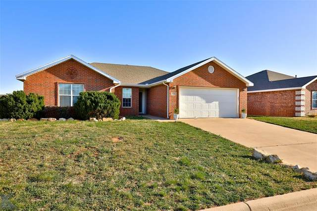 226 Cotton Candy Road, Abilene, TX 79602 (MLS #14543727) :: The Chad Smith Team
