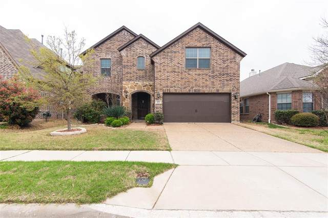 808 Lake Meadow Lane, Little Elm, TX 75068 (MLS #14543769) :: Wood Real Estate Group