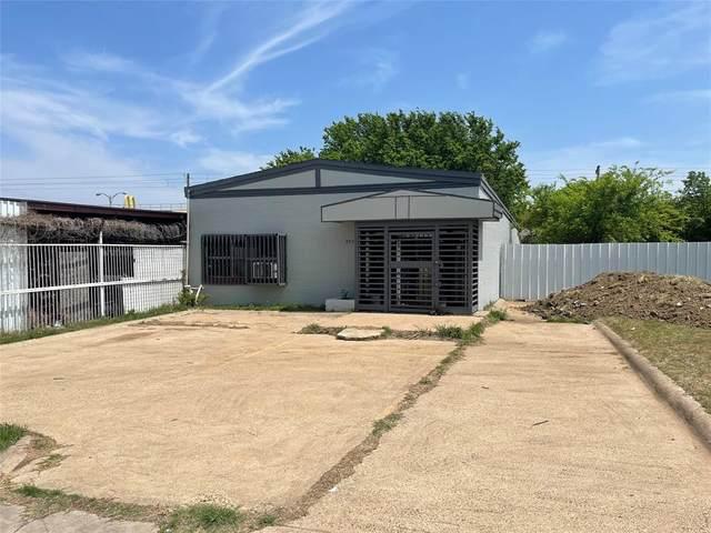 2306 S Denley Drive, Dallas, TX 75216 (MLS #14543828) :: The Good Home Team