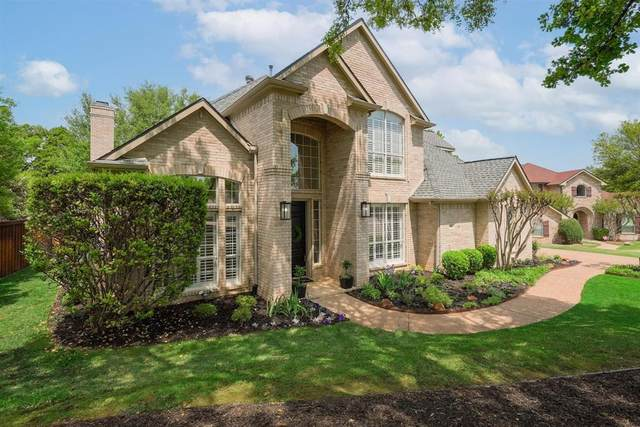 911 Shadow Ridge Drive, Highland Village, TX 75077 (MLS #14543858) :: The Mitchell Group