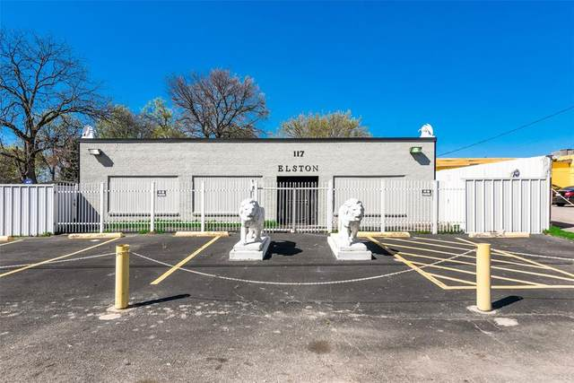 117 W Elston Drive, Dallas, TX 75232 (MLS #14543884) :: Hargrove Realty Group