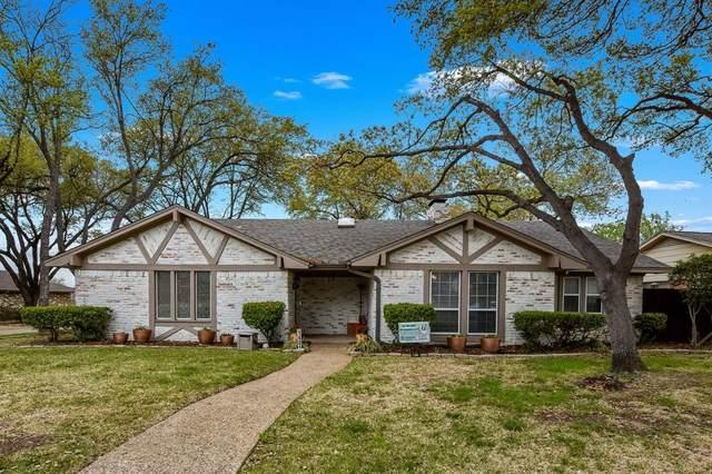 1401 Lincoln Drive, Carrollton, TX 75006 (MLS #14543906) :: The Good Home Team