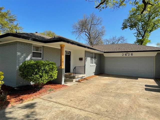 2626 Alden Avenue, Dallas, TX 75211 (MLS #14543952) :: Wood Real Estate Group