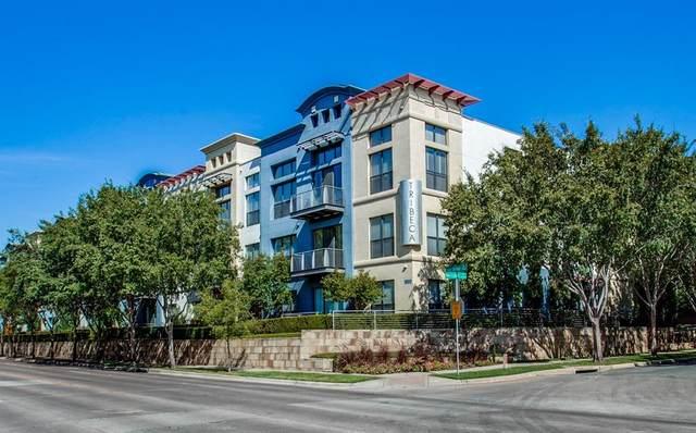 4414 Cedar Springs Road #206, Dallas, TX 75219 (MLS #14543982) :: Team Tiller