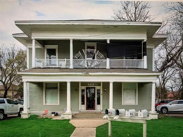 503 N Virginia Street, Terrell, TX 75160 (MLS #14544015) :: The Mauelshagen Group