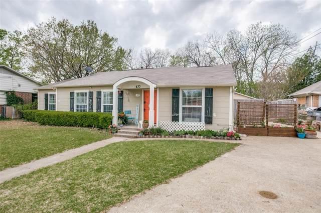 433 S Centre Avenue, Lancaster, TX 75146 (MLS #14544018) :: Lyn L. Thomas Real Estate | Keller Williams Allen