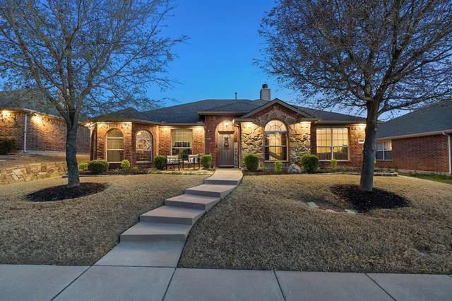 1195 Bay Line Drive, Rockwall, TX 75087 (MLS #14544038) :: Craig Properties Group