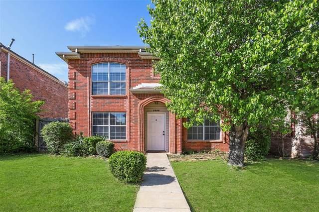 1775 Circle Creek Drive, Lewisville, TX 75067 (MLS #14544047) :: The Good Home Team
