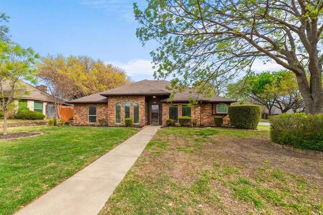 2900 Scenic Drive, Grapevine, TX 76051 (MLS #14544072) :: Robbins Real Estate Group