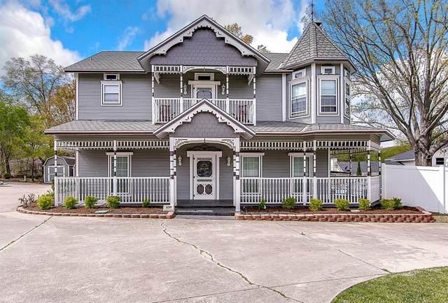 859 NW Renfro Street, Burleson, TX 76028 (MLS #14544107) :: Lyn L. Thomas Real Estate | Keller Williams Allen