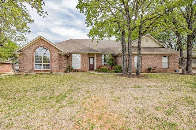 4814 W Wedgefield Road, Granbury, TX 76049 (MLS #14544115) :: The Good Home Team