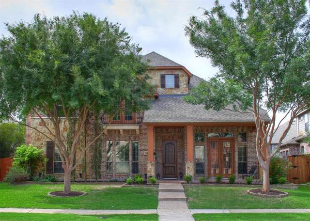 2217 Sandy Creek Drive, Frisco, TX 75033 (MLS #14544239) :: Russell Realty Group