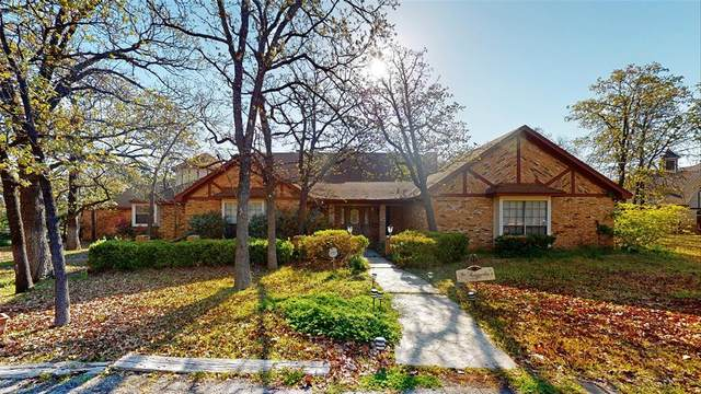 350 Whispering Oaks Drive, Double Oak, TX 75077 (MLS #14544248) :: DFW Select Realty