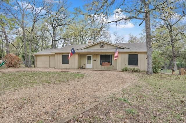 14320 Daniel Boone, Log Cabin, TX 75148 (MLS #14544258) :: The Kimberly Davis Group
