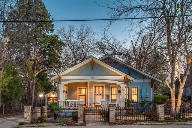 1005 W Hunt Street, Mckinney, TX 75069 (MLS #14544272) :: The Kimberly Davis Group