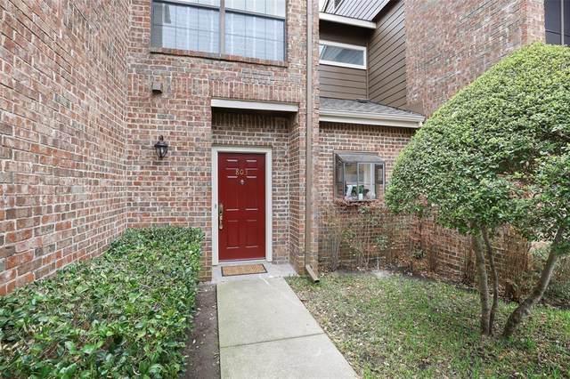 5859 Frankford Road #803, Dallas, TX 75252 (MLS #14544291) :: Lyn L. Thomas Real Estate | Keller Williams Allen