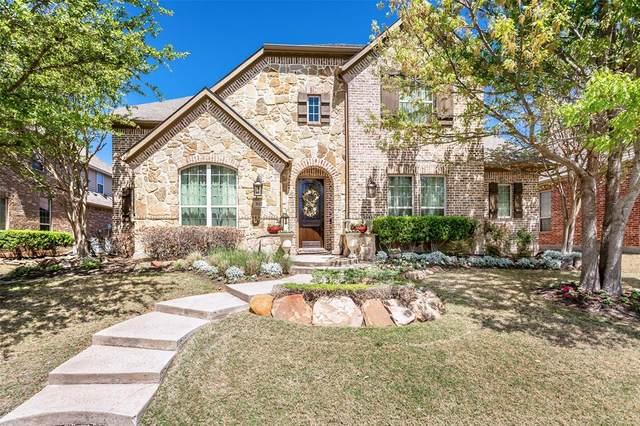 862 Deerfield Road, Allen, TX 75013 (MLS #14544298) :: Lyn L. Thomas Real Estate | Keller Williams Allen