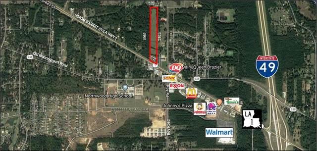 5926 N Market Street, Shreveport, LA 71107 (MLS #14544300) :: KW Commercial Dallas