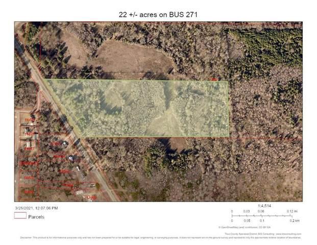 TBD N Bus 271, Mount Pleasant, TX 75455 (MLS #14544305) :: Real Estate By Design