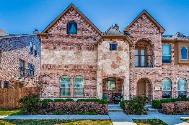 2554 Adam Lane, Lewisville, TX 75056 (MLS #14544360) :: Feller Realty