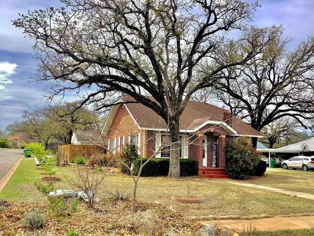 415 S Oaklawn Avenue, Eastland, TX 76448 (MLS #14544370) :: DFW Select Realty