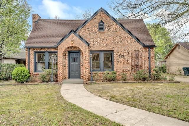 513 W 1st Street, Tyler, TX 75701 (MLS #14544395) :: Wood Real Estate Group
