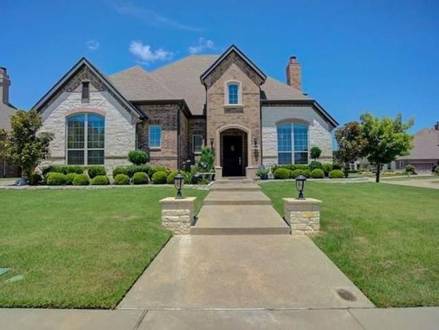 3131 Callander, The Colony, TX 75056 (MLS #14544440) :: The Kimberly Davis Group
