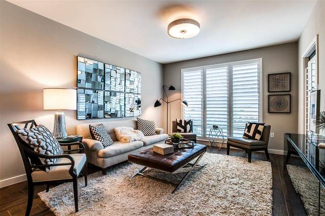 5609 Smu Boulevard #308, Dallas, TX 75206 (MLS #14544485) :: Frankie Arthur Real Estate