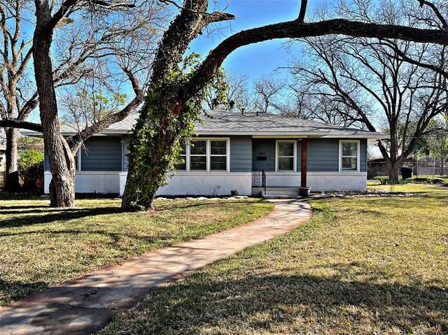 4026 Benbrook Street, Abilene, TX 79605 (MLS #14544486) :: The Mauelshagen Group