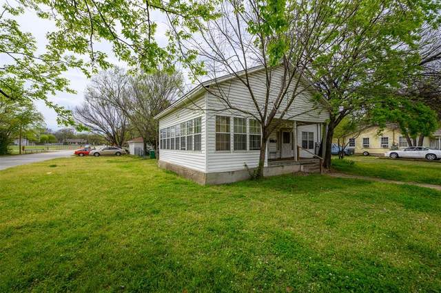 703 Coit Street, Denton, TX 76201 (MLS #14544601) :: Real Estate By Design