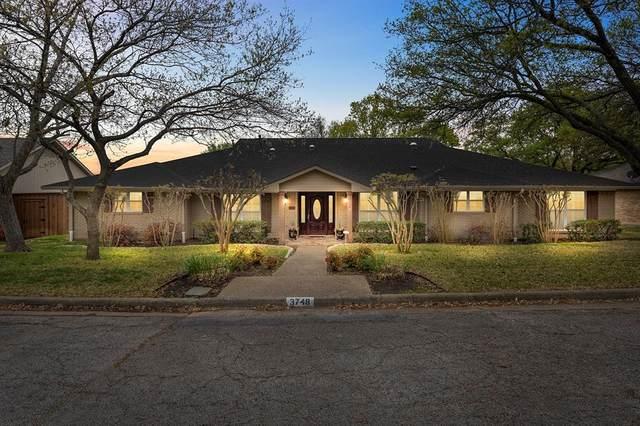 3748 Royal Lane, Dallas, TX 75229 (MLS #14544612) :: Team Hodnett