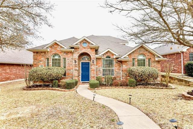2906 Clear Creek Drive, Rockwall, TX 75032 (MLS #14544618) :: 1st Choice Realty