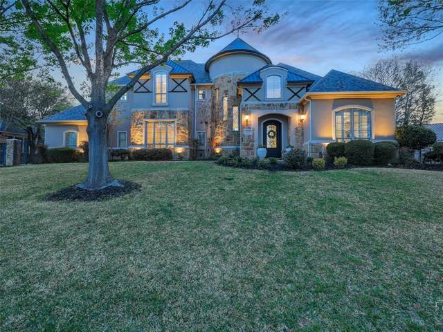410 Bryn Meadow, Southlake, TX 76092 (MLS #14544681) :: The Hornburg Real Estate Group