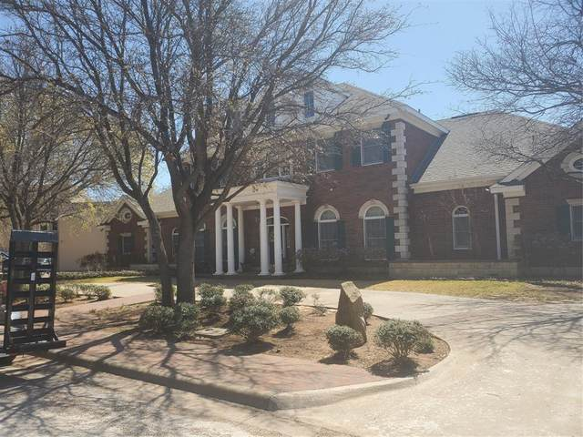 24 Winged Foot Circle W, Abilene, TX 79606 (MLS #14544682) :: Hargrove Realty Group