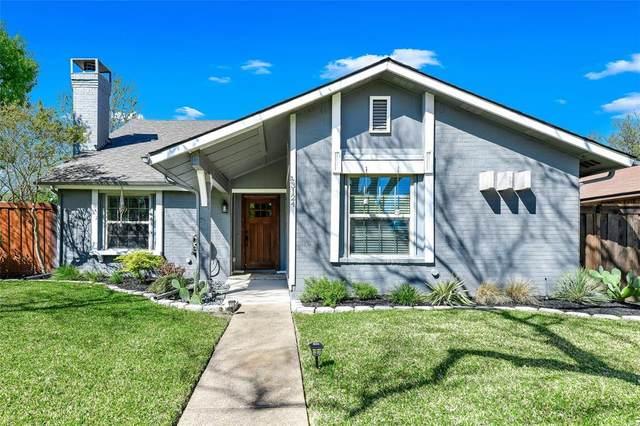 3124 Fairgate Drive, Carrollton, TX 75007 (MLS #14544695) :: Team Tiller