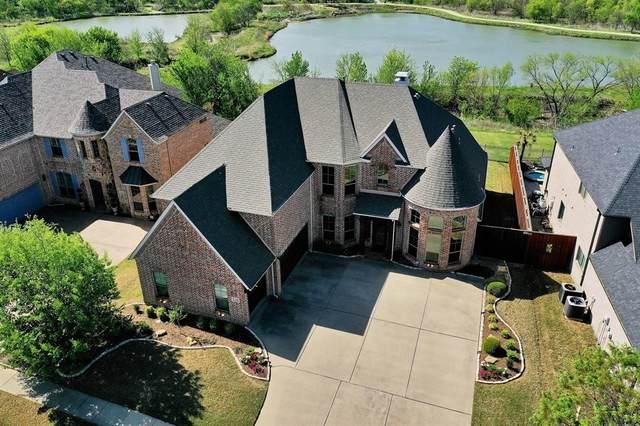 3405 Shaddock Creek Lane, Frisco, TX 75033 (MLS #14544702) :: Wood Real Estate Group