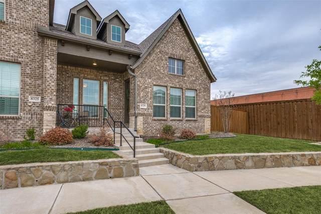 8329 Cotton Belt Lane, North Richland Hills, TX 76182 (MLS #14544775) :: Maegan Brest   Keller Williams Realty
