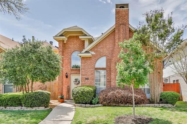 2223 Meadowstone Drive, Carrollton, TX 75006 (MLS #14544789) :: The Good Home Team