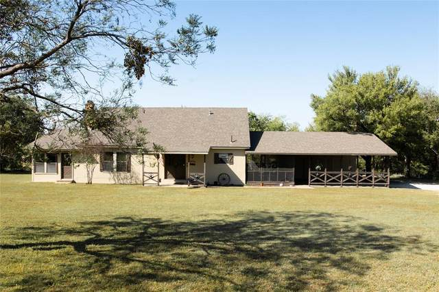 245 Vineyard Lane, Springtown, TX 76082 (MLS #14544805) :: Trinity Premier Properties