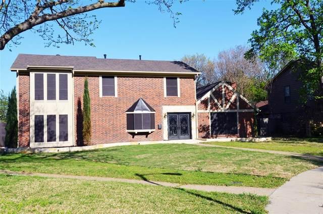 15 Highland Place, Richardson, TX 75081 (MLS #14544823) :: The Good Home Team