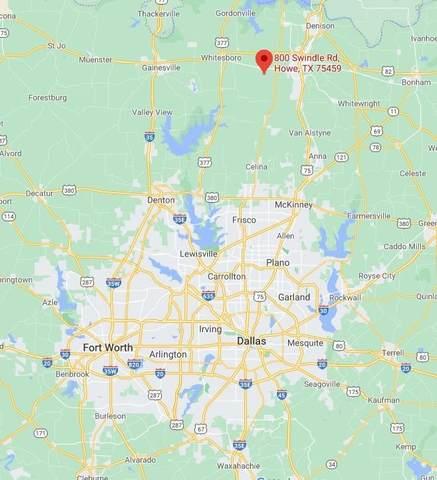 800 Swindle Road, Howe, TX 75459 (MLS #14545889) :: The Juli Black Team