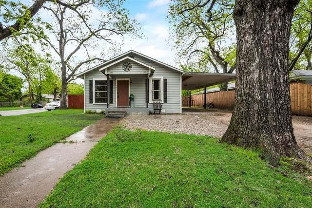 201 S Washington Street, Cleburne, TX 76031 (MLS #14545904) :: Lyn L. Thomas Real Estate   Keller Williams Allen