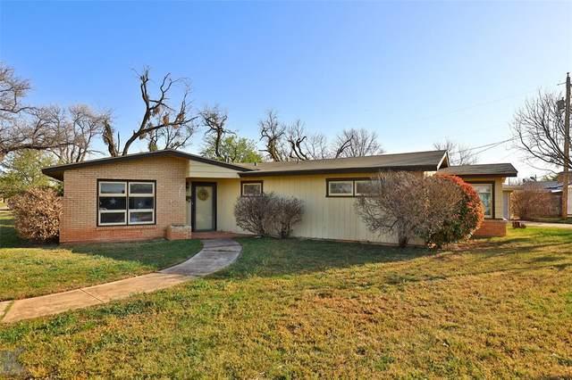 341 Lexington Avenue, Abilene, TX 79605 (MLS #14545911) :: Real Estate By Design