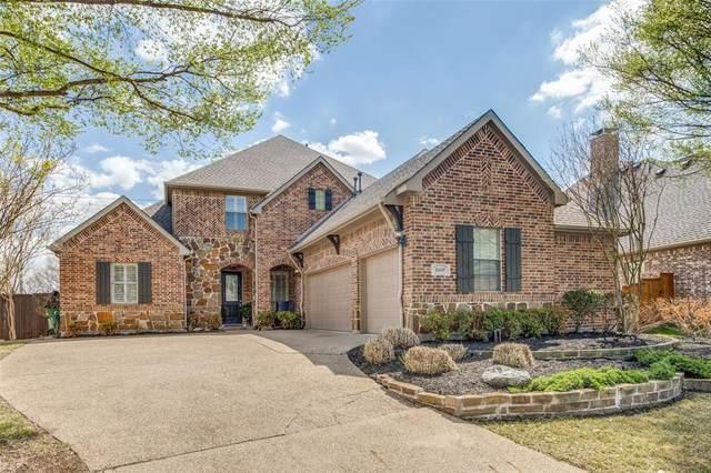 8609 Herns Meadow Lane, Mckinney, TX 75071 (MLS #14545933) :: The Kimberly Davis Group