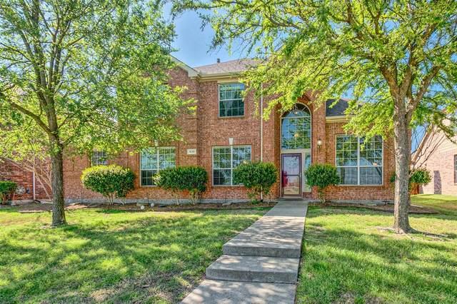 1630 Clear Springs Drive, Allen, TX 75002 (MLS #14545946) :: VIVO Realty
