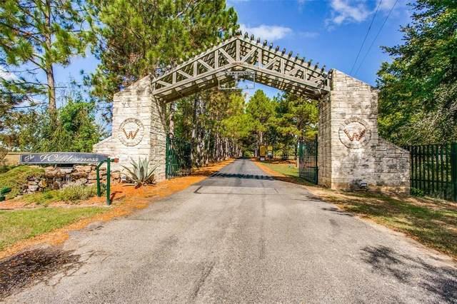 Lot 105 Shenandoah, Fairfield, TX 75859 (MLS #14545953) :: Maegan Brest | Keller Williams Realty