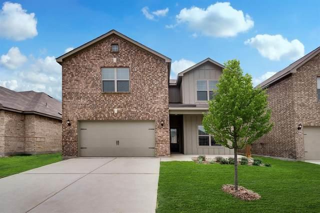 236 Bearman Drive, Fort Worth, TX 76120 (MLS #14545986) :: The Chad Smith Team