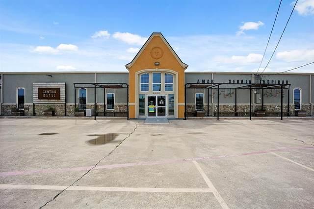 6600 Baker Boulevard, Richland Hills, TX 76118 (MLS #14545998) :: KW Commercial Dallas